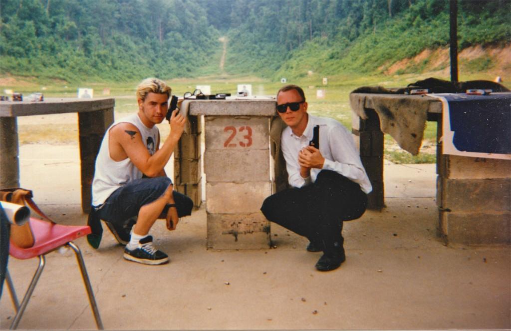 Knob Creek, Kentucky 1994