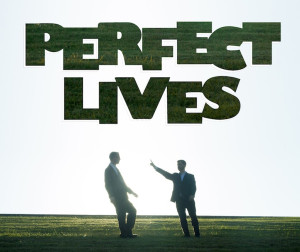 just PERFECT LIVES logo wi M and D